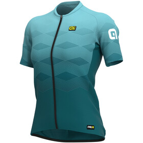 Alé Cycling PRR Magnitude SS Jersey Women turquoise